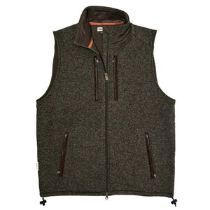 Tom Beckbe Knit Fleece Vest