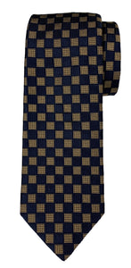 JZ RICHARDS Black and Yellow Checkered Print