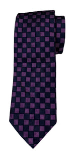 JZ RICHARDS Black and Pink Checkered Print
