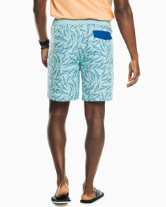 Southern Tide Gator Frenzy Swim Short