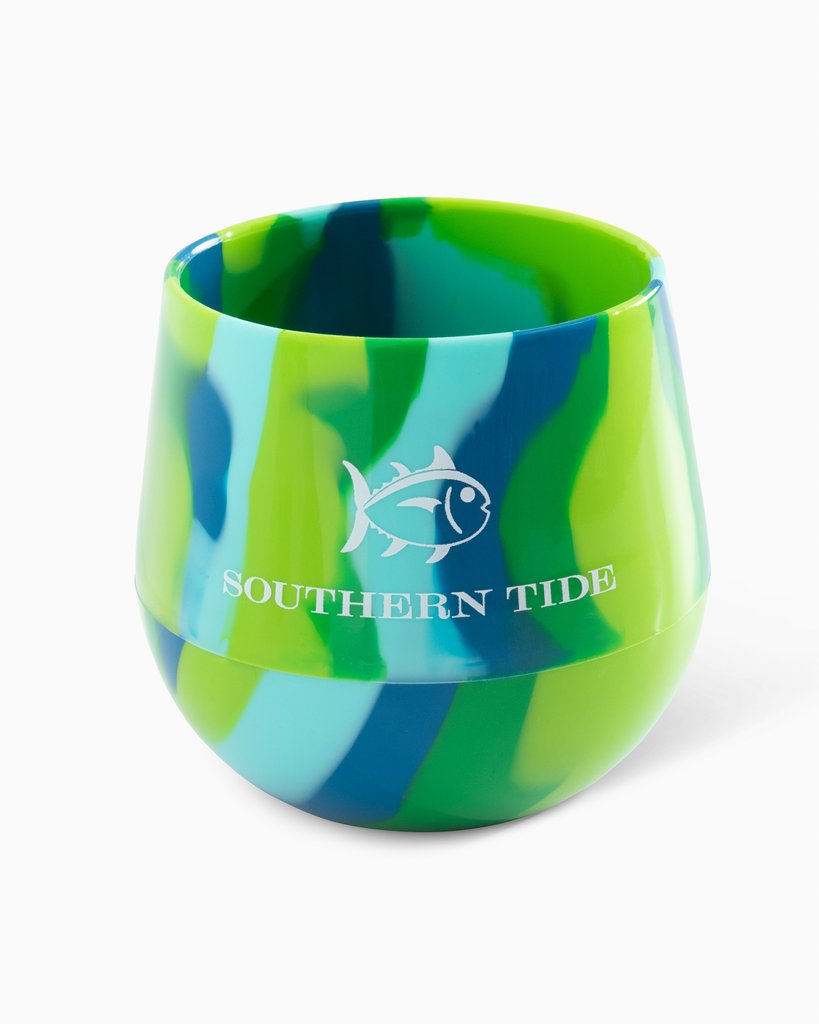 Southern Tide SILIPINT FLEX STEMLESS WINE GLASS