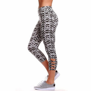 VIVAO Ladies Fitness Leggings Yoga Leggings - 1 Pair 3D Magnetic False Eyelashes