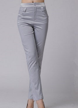 VIVAO Skinny Office Work Wear Pants For The Stylish Ladies - 1 Pair 3D Magnetic False Eyelashes