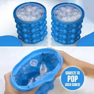 Fill n' Chill Ice Cube Maker - Kitchen - PurpliKi