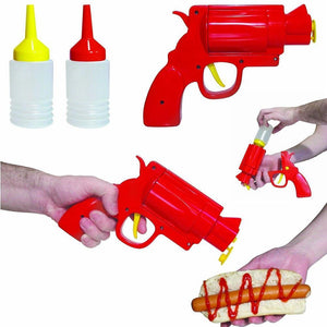 Condiment Gun For Cookouts and Barbecues - Kitchen - PurpliKi