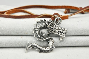 Majestic Dragon Pendant - Pendant - PurpliKi