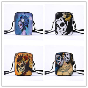 Skull Shoulder Bag - Bags - PurpliKi