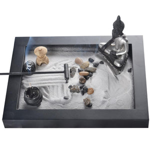 Zen Garden Sand Meditation Set - - PurpliKi