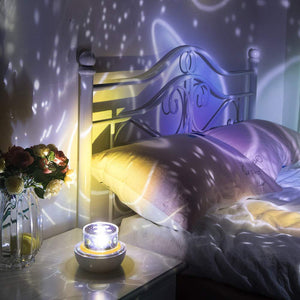 Magic Planet Projector - LED Night Lights - PurpliKi