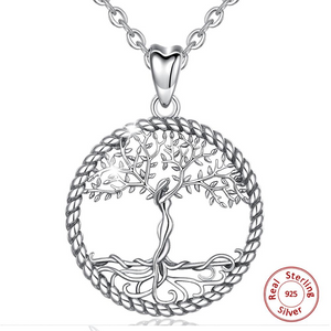 Eternal Tree of life Pendant - Pendants - PurpliKi