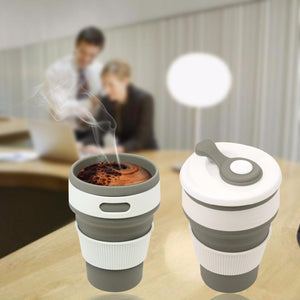 Collapsible Coffee Cup - Mugs - PurpliKi