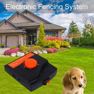 Waterproof Dog Electric Fence System - Dog Fence - PurpliKi