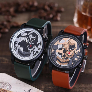 Abstract Skull Luxury Watch - Watch - PurpliKi