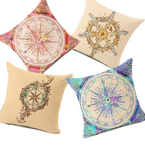 Sailing Life Series - Cushion Covers - Cushion - PurpliKi