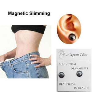 Acupressure Magnetic Slimming Earrings - Slimming Product - PurpliKi