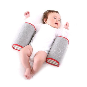 Infant Sleep Positioner - Anti Roll Pillow - Pillow - PurpliKi
