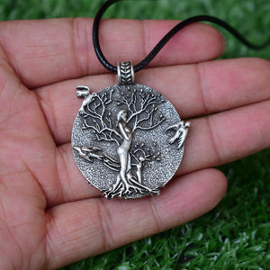 Wings to Fly Roots to Grow Pendant - Pendant - PurpliKi