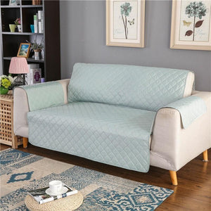 Waterproof Couch Slipcover - Anti Slip Furniture Protector - Sofa Cover - PurpliKi