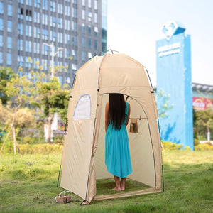Outdoor Shower Tent - Tent - PurpliKi