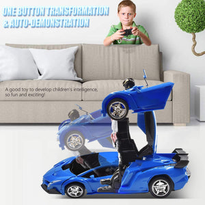 ShiftBot - Transforming RC Toy Car - - PurpliKi