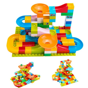 MarbleMadness - Building Block Set - Blocks - PurpliKi