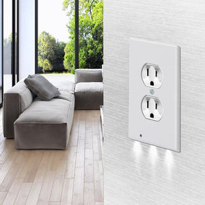 Night Light Outlet Covers - - PurpliKi