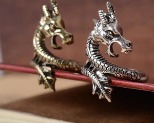 Dragon Spirit Animal Ring - Ring - PurpliKi