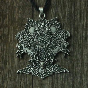 Spirit Tree - Pendant - PurpliKi