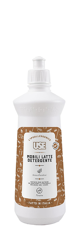 Use Mobili latte detergente 500 ml
