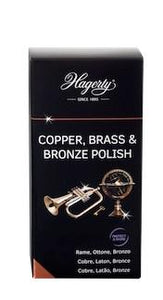 Hagerty Copper, Brass & Bronze Polish