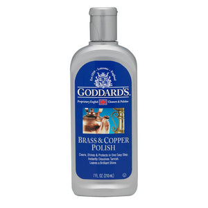 Goddard's Brass & Copper Polish 210 ml - Detergenti Wagner