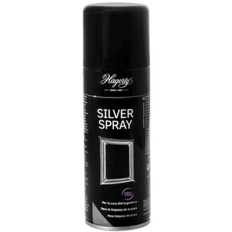 Hagerty Silver Spray