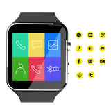 Luxury Smart Watch for iPhone and Android