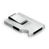 Minimal Aluminium Credit Card Holder Wallet