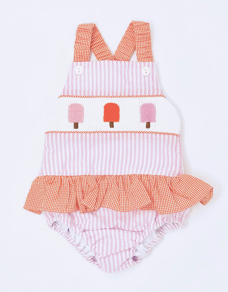 Poolside Popsicle Bathing Suit