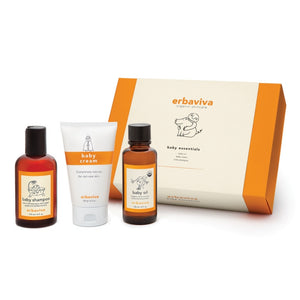 erbaviva baby essentials gift box