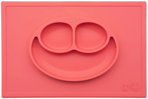 ezpz The Happy Mat (Coral)