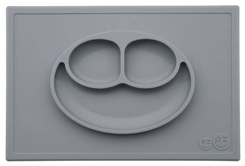 ezpz The Happy Mat (Grey)