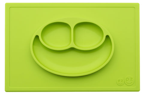 ezpz The Happy Mat (Lime)
