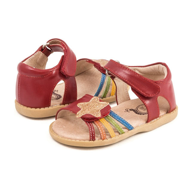 Livie & Luca Nova Sandal (Red)