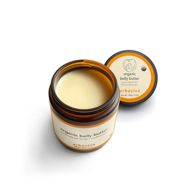 erbaviva organic belly butter