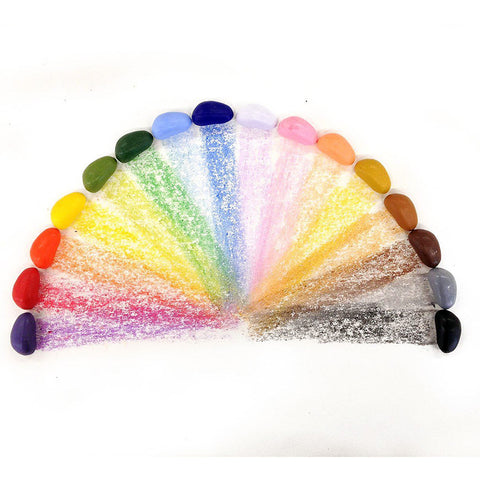 Crayon Rocks 16 Colours