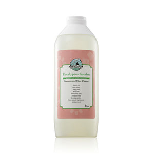 idocare eucalyptus garden concentrated floor cleaner