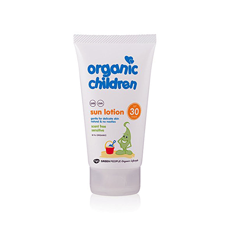 Green People Organic Children Sun Lotion 30SPF