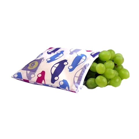 Itzy Ritzy Snack Happens Reusable Snack Bags - Rodeo Drive