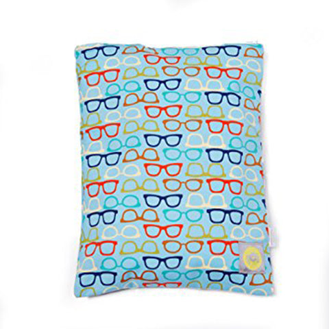 Itzy Ritzy Wet Bag - Hipsters Sunglasses