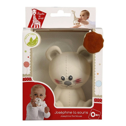 Joséphine the mouse (100% natural rubber)