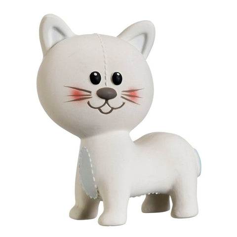 Lazare the cat (100% natural rubber)