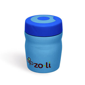 Zoli DINE Vacuum Insulated Food Jar (Blue)