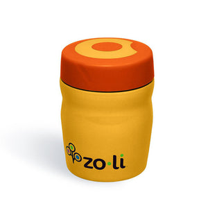 Zoli DINE Vacuum Insulated Food Jar (Orange)